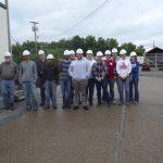 Ohio Falls Hydro-Electric Generation Station 2012